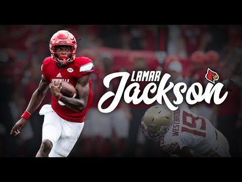 Lamar Jackson || The way life goes (remix) Highlights