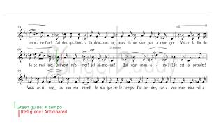 Près des remparts de Séville (Seguidilla) / Bizet: Instrumental / Mezzo soprano
