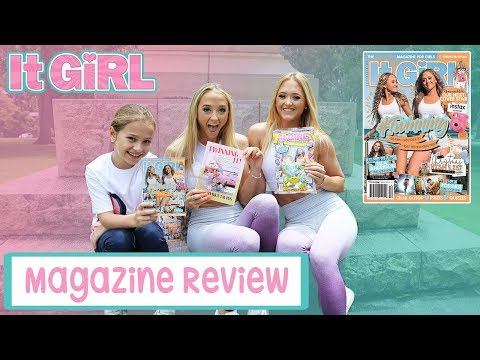 ❤️ All About The RYBKA TWINS ❤️ | It GiRL Magazine (December 2019)