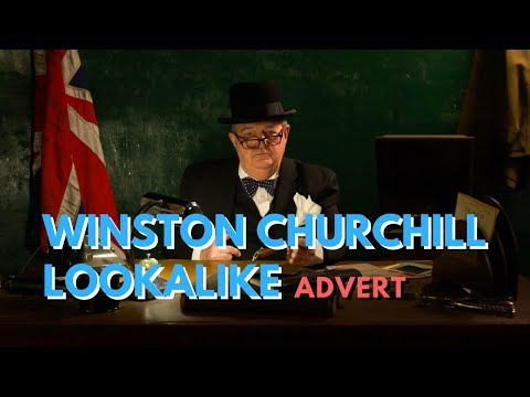 Winston Churchill Video