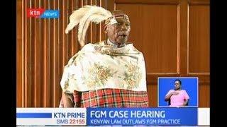 Judges start hearing of Dr Tatu Kamau's case seeking to legalise FGM