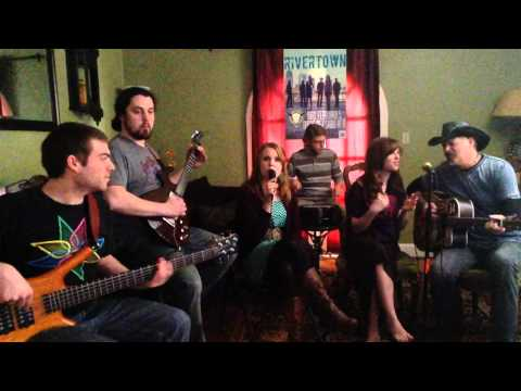 Pontoon Little Big Town Cover by Rivertown