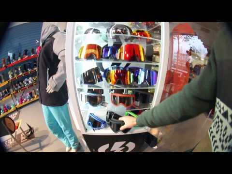 Como elegir tus gafas de snowboard.