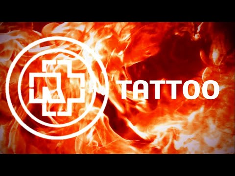 Rammstein - TATTOO (FULL COVER)