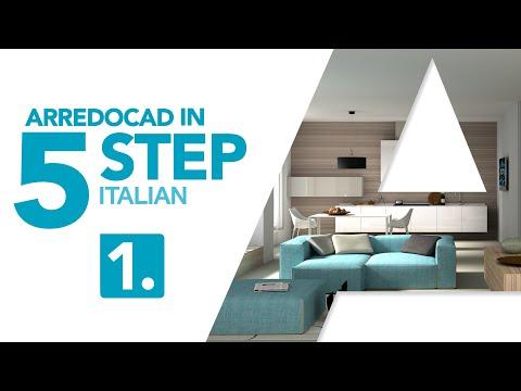Step 1/5 Nuovo Progetto