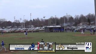 Argos Baseball vs LaVille Lancers