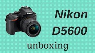 neue Nikon D5600 unboxing +kurzer Test und Vergleich mit D5100 Deutsch