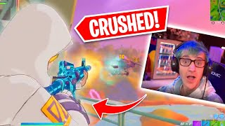 THIS GAME WAS PURE CHAOS (ft. @TommyInnit  | NINJA