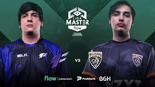 9z VS Nocturns Gaming | Jornada 13 | Liga Master Flow