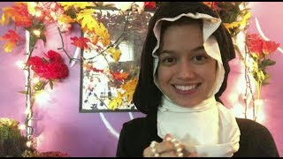 1300s A.D. ASMR~ Nun Takes Care of You In Bed {You Have the Plague}