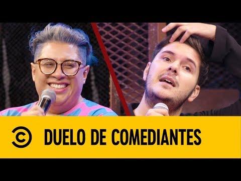 Cacho Cantú VS Manu Nna   Duelo De Comediantes   Comedy Central LA