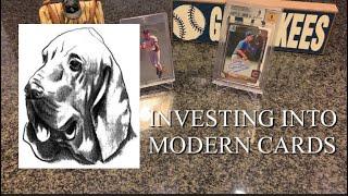 Investing Into Modern Baseball Cards