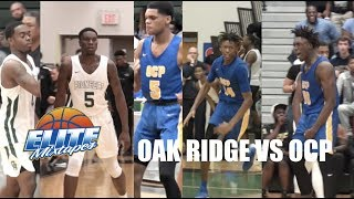 Damon Harge & Emmitt Williams VS Rondo Segu, Nassir Little & CJ Walker!