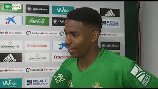 """Junior: """"Es incomparable para un canterano dar esta victoria en el último minuto"""""""