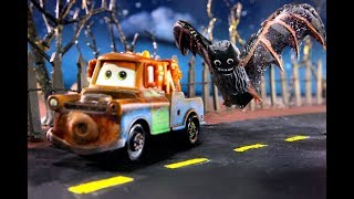 MATER gets bit by a vampire bat and enters the THUNDER HOLLOW Halloween costume contest!