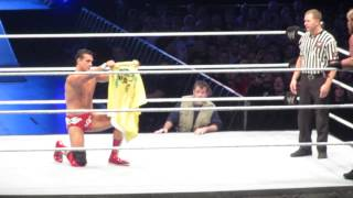 preview picture of video 'Alberto Del Rio as a Torero'
