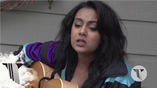 """SXSW 2016: Bibi Bourelly Performs Unreleased Song """"Sunshine"""" In Our Backyard 