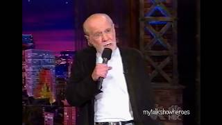 GEORGE CARLIN - HILARIOUS STAND-UP