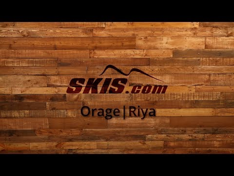 Video: 2020 Orage Riya Women