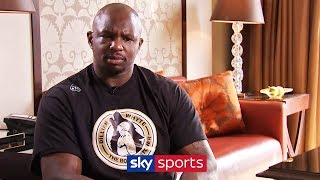 EXCLUSIVE: Dillian Whyte gives honest interview after being cleared by UK Anti Doping