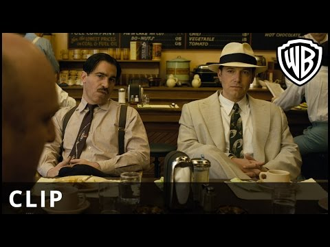 Live by Night Live by Night (Clip 'Why I Am Talking to You?')