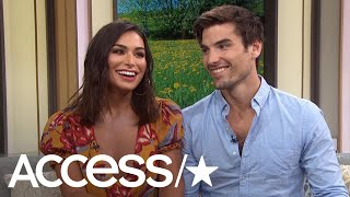 'Bachelor In Paradise's' Ashley I. & Jared Haibon Want To Get Married Next Summer! | Access - dooclip.me