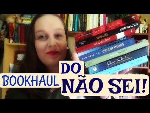 BOOK HAUL AGOSTO #10 | ENTRE LETRAS E LINHAS