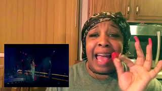 One Sweet Day live on stage with Mariah Carey ft. Boyz II Men- Reaction
