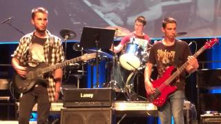 The Reverends- Until the end (Avenged Sevenfold cover)