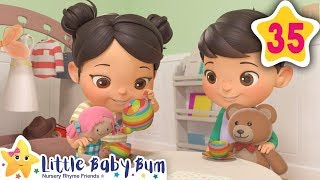 Getting Dressed   How To Nursery Rhymes   Fun Learning with LittleBabyBum