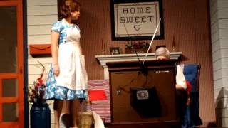 "LaSalle High School ""Damn Yankees"" ""Six Months Out Of Every Year"" Part 1"