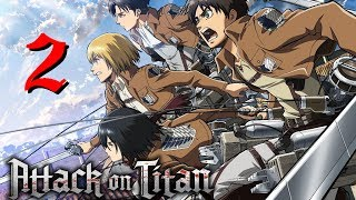 [PC GAME] Attack on titan: Wings of freedom - Full Gameplay Part 2 - 60 FPS 1080p