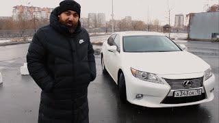 Lexus ES 250 - скучная камри на максималках!