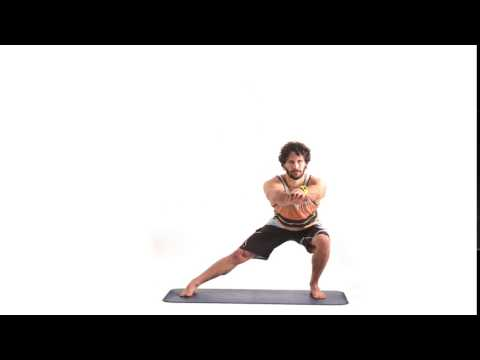 Exercise thumbnail image for Lateral Lunge