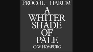 "Procol Harum ""A Whiter Shade Of Pale' [HQ Mono ]"