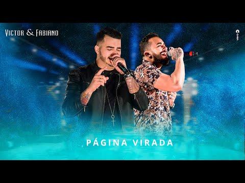 Victor e Fabiano - Página Virada (DVD Ao Vivo em Sete Lagoas)