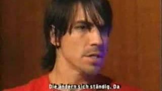 Энтони Кидис, Interview Anthony Kiedis Pt. 2 (2002)