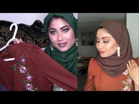 Review Time || Modanisa Dresses || Modest_blogger6