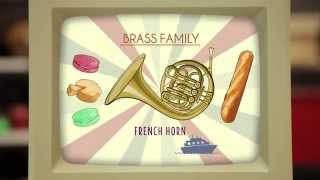 Class Notes: Choosing the Right Instrument for You: The Brass Family
