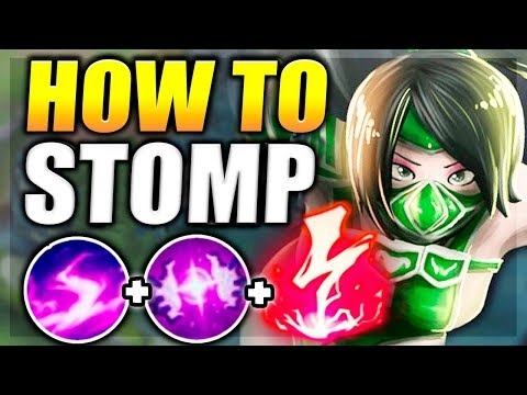 HOW TO CRUSH EVERY GAME WITH NEW SEASON 8 AKALI! (BEST AKALI RUNES/BUILD) - League of Legends