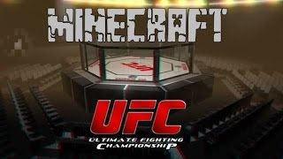 Arena UFC Project [Minecraft]