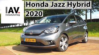 Trouw Aan Het Origineel   De Nieuwe Honda Jazz Hybrid Is Opnieuw Briljant