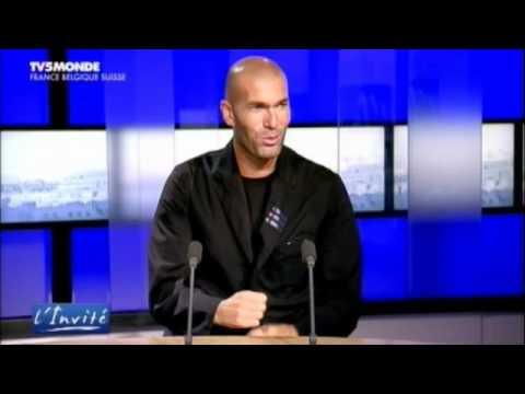 Zidane je me vois dans enzo for Dans 5 ans je me vois