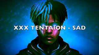 XXXTENTATION   SAD (Prod. Robert C)