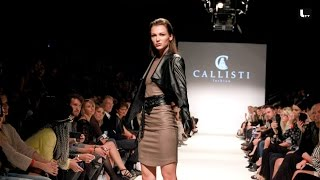 CALLISTI  Fashion Week 2015 LIFESTYLE TV Video