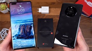 Huawei Mate 40 Pro Unboxing!