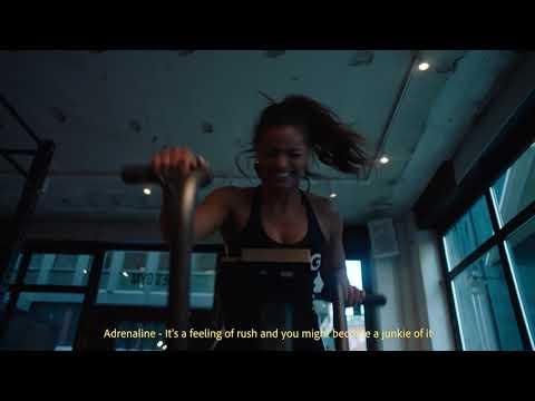 Björn Borg x Fashionablefit - 1. Cardio workout