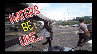 Haters + Gadis - Yamaha Lagenda 115ZR