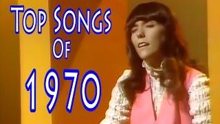 Top Songs of 1970
