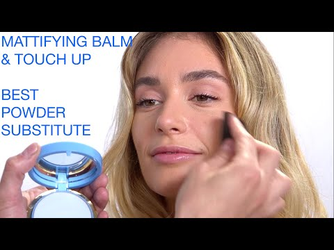 AutoMATTE Mattifying Balm & Touch Up by Veil Cosmetics